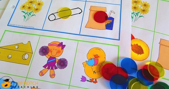 Are you teaching your kindergarten kids how to read and spell ch words? Here you'll find digraph activities, games and worksheets.