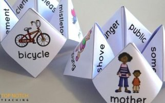 Do you ever get tired of creating engaging phonics activities? These phonics cootie catchers will make learning and reviewing sounds fun for your students.