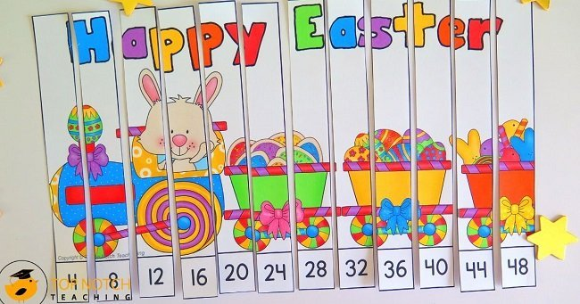 Holiday times doesn't have to mean more work. These 37 Easter worksheets will add holiday fun to your lessons. Download, print, and you're ready to go.