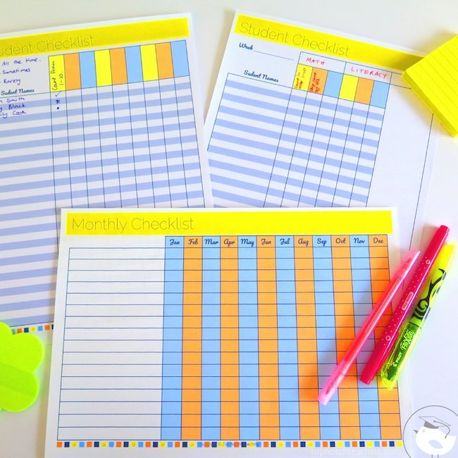 Planning and organization can make life so much easier. Start with an overview of the year and break it down to a quarter, a month, and then your day.