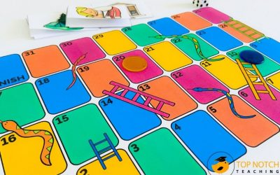 Phonics Snakes and Ladders Games – Basic Code