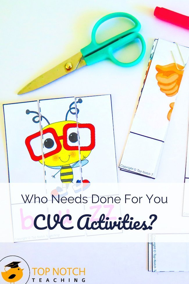 It's exciting to see kids start to take off with reading. I often start off in the classroom with CVC words playing I Spy, which is easily adapted for home.