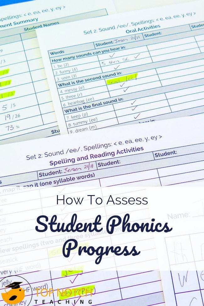 You can have the most creative and engaging activities. Students can love them, but if student phonics progress isn't happening, something needs to change. Data is essential to understand if your phonics program or intervention is working. A systematic approach helps you keep track of phonics progress for each student.