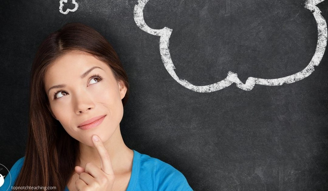 Teacher Self-Evaluation — Where Can You Improve?