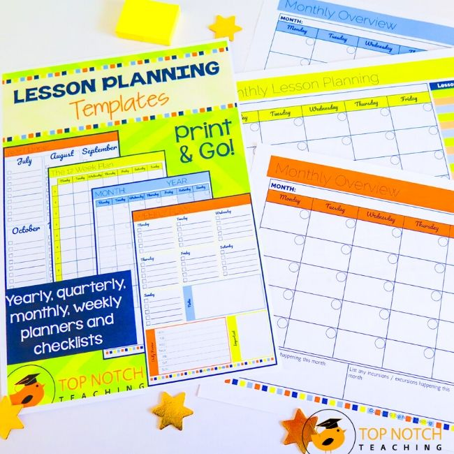 Between lesson planning, organizing and creating engaging games and activities, anything that makes teaching easier helps. Try these time saving tips!
