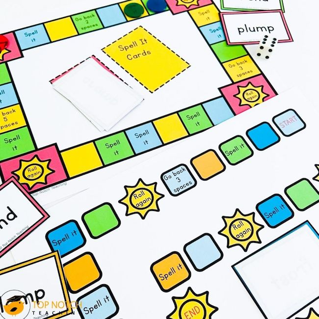 Spelling gets a bad rap. Classroom spelling games can help students practice reading and writing and develop social skills like turn taking and fairness.