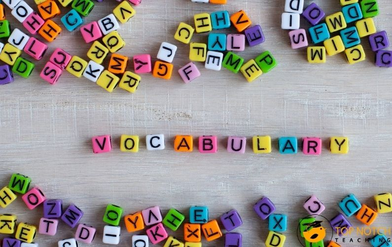 Classroom vocabulary games make vocabulary practice fun and help kids positively connect words and meanings. Here are a few FUN vocabulary games to try.