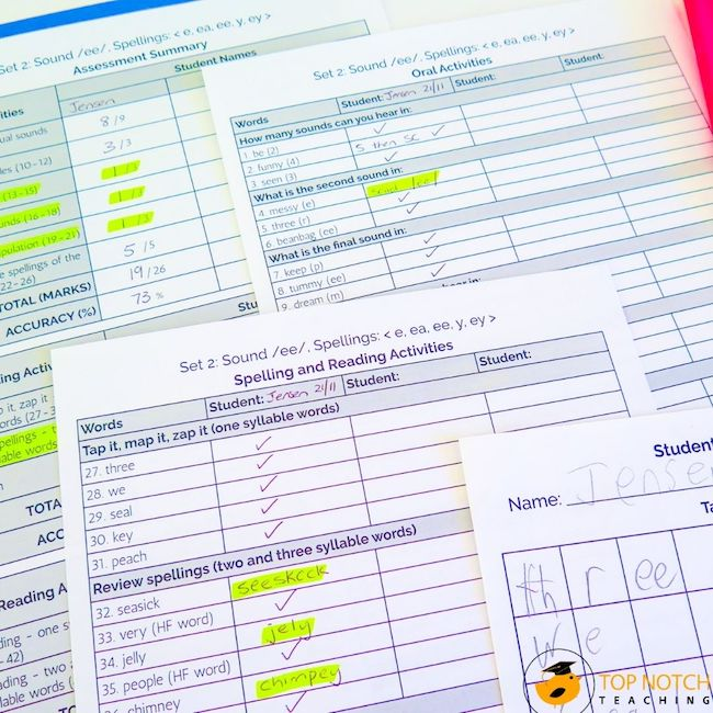 A good progress monitoring process makes data collection easy and efficient. Here are tips for using data collection sheets and setting up data folders.