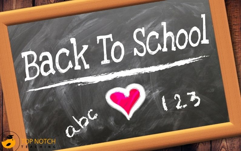 5 Back To School Activities For The Best First Week
