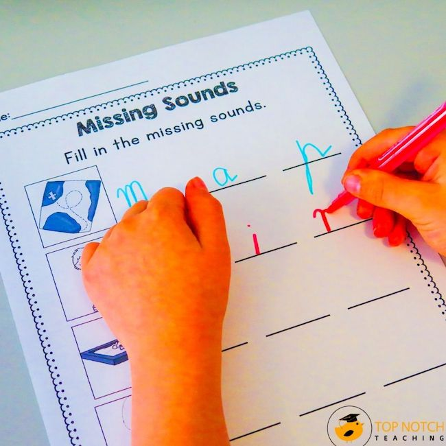 SATPIN refers to the first six letters students learn in many phonics programs, allowing students to blend sounds to create a large number of words.