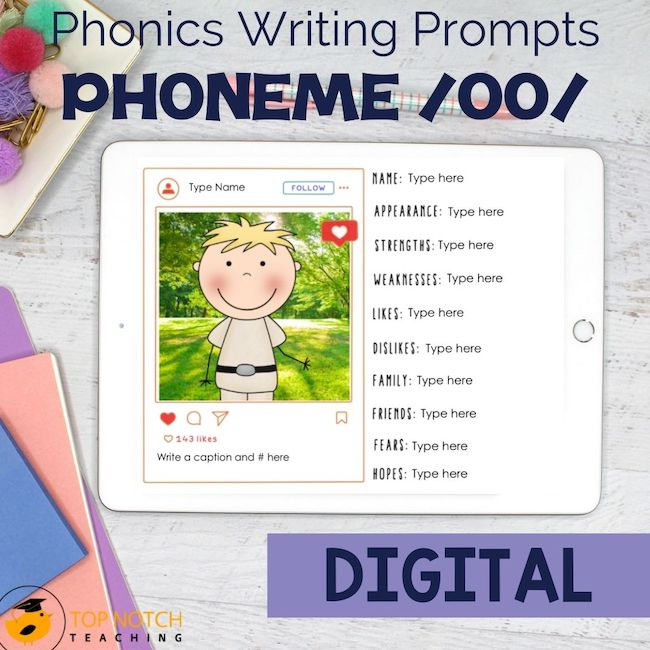 A mix of digital activities and printables provides variety for students—why not mix and match with done-for-you options for both.