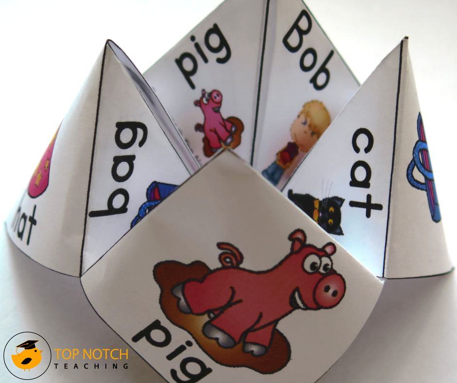 This phonics kit is designed to help you revitalize your approach to phonics teaching. One step at a time, it will transform the way you deliver your literacy teaching.