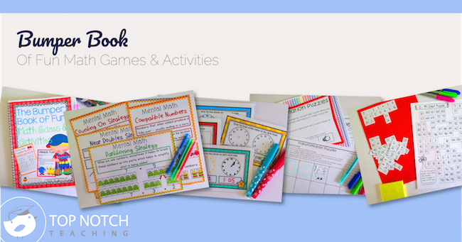 Fun Math Worksheets For Kids