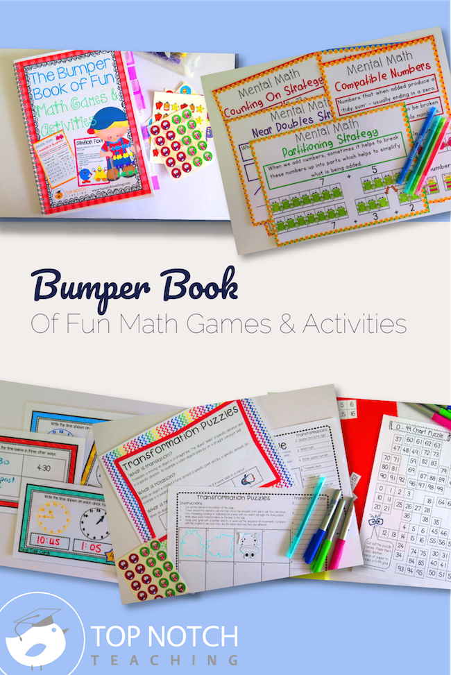 Are you after some more fun math worksheets for kids? Here you'll find some of the best math activities and games for kids.