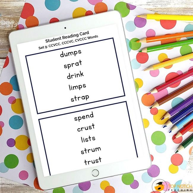 These 19 sets of phonics screening sheets are designed to help you monitor students' phonological and phonemic awareness, reading, and spelling skills.