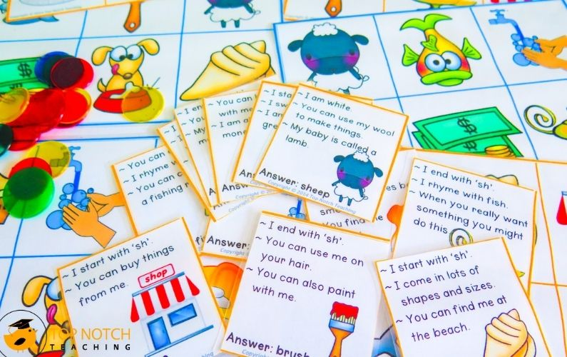This digraph worksheets bundle brings together more than 200 pages of resources READY TO PRINT and use, covering 10 common digraphs.