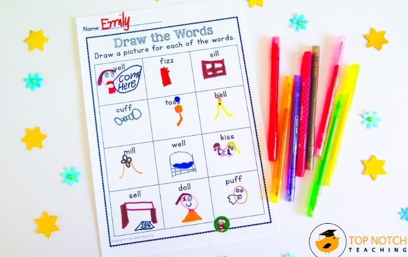 Teaching phonics doesn't need to be stressful or time-consuming! With this bundle, you'll get NO PREP phonics worksheets to make your phonics teaching easy.