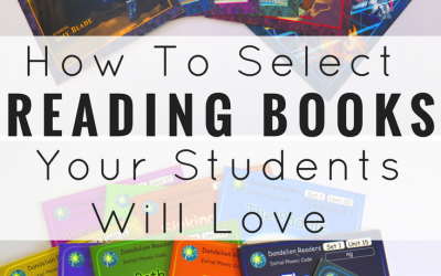 How To Select Reading Books Your Students Will Love
